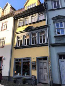 Schöne Städte in Thüringen - Weimar und Erfurt sind Kult 5