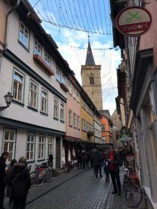 Schöne Städte in Thüringen - Weimar und Erfurt sind Kult 7
