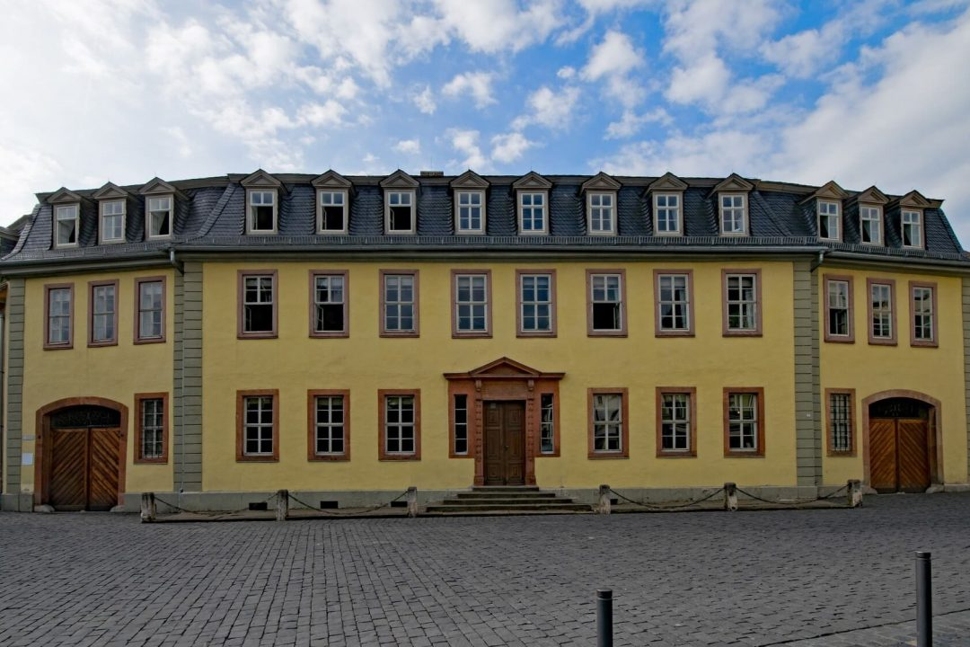 Goethe Haus Weimar