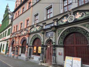 Schöne Städte in Thüringen - Weimar und Erfurt sind Kult 1