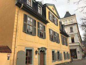 Schöne Städte in Thüringen - Weimar und Erfurt sind Kult 2