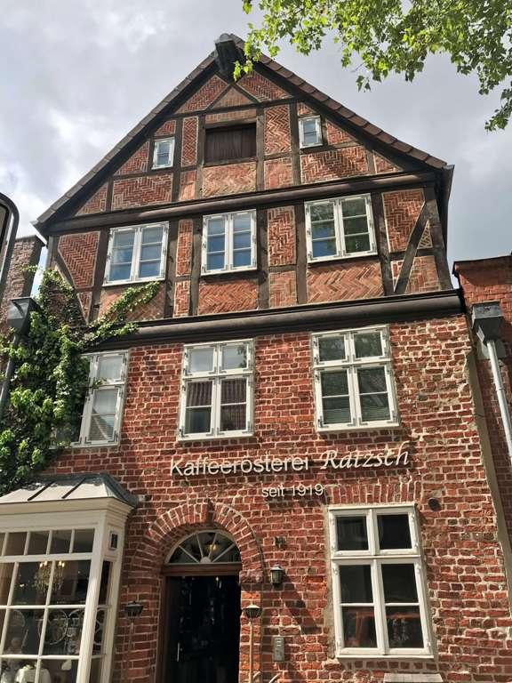 Kaffeerösterei in Lüneburg
