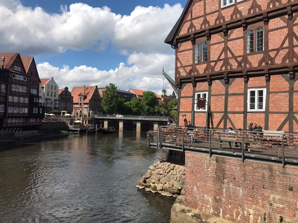 Gute Adresse in Lüneburg: das Wasserviertel. (Foto Kultreiseblog)