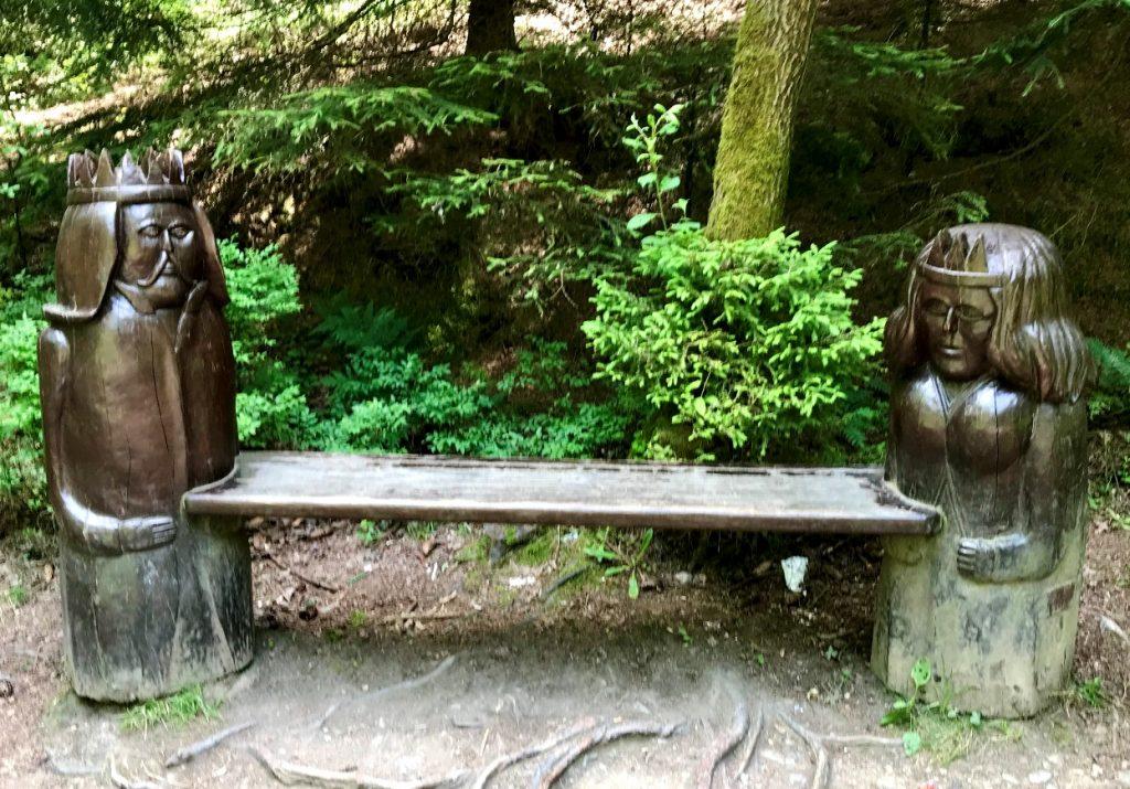 Liebesbankweg 1 Kultding des Monats (Foto Kultreiseblog)