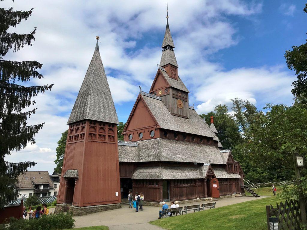 Stabkirche Hahnenklee (Foto Kultreiseblog)