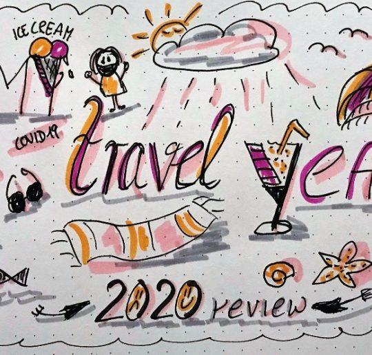 Mein Reisejahr 2020