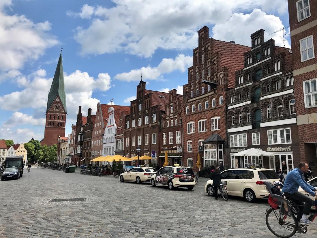 Ausflug nach Lüneburg im Mai 2020. (Foto Kultreiseblog)