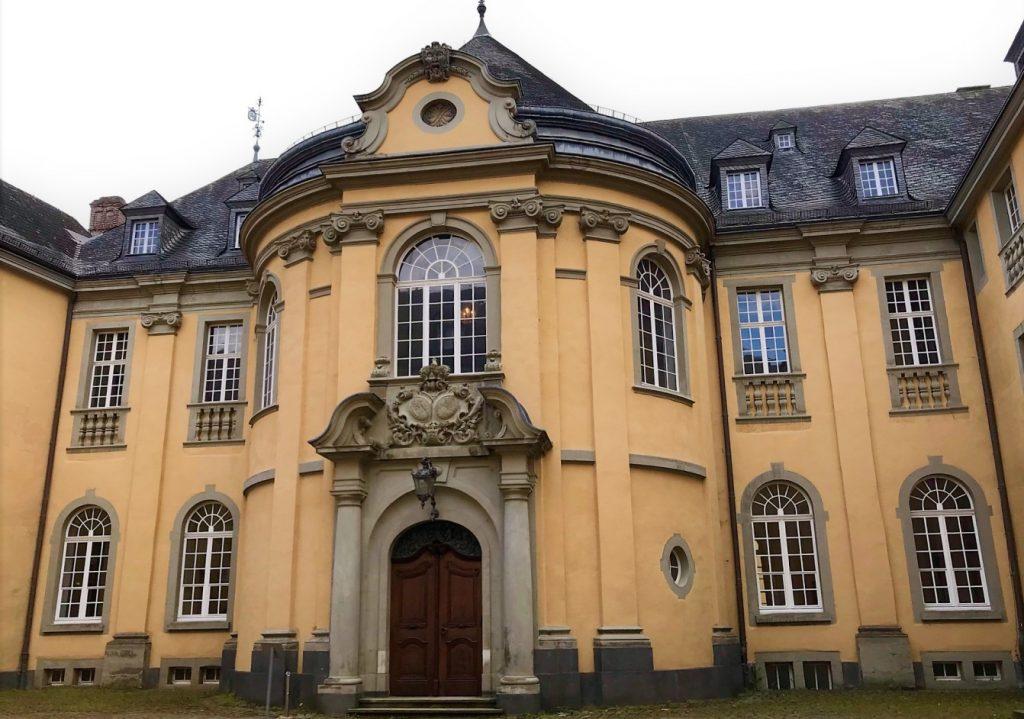 Hotel und Gastronomie auf Schloss Dyck.